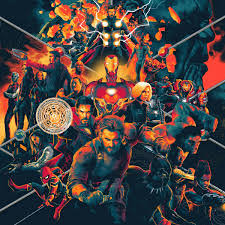 Original Motion Picture Soundtrack - <b>Avengers</b>: <b>Infinity</b> War / Mondo ...