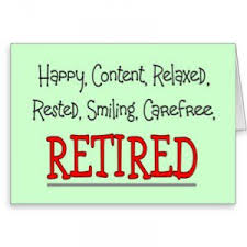 Image result for retirement poems funny