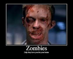 Zombie Memes | Paranormal via Relatably.com
