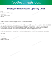 application letter for opening bank account ✩ free downloadsapplication letter for opening bank account