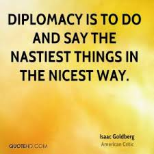 Image result for diplomacy quotations