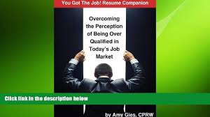 book you got the job resume companion overcoming the 00 13