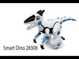 Веселый <b>интерактивный динозавр</b> на радиоуправлении. Арт ...