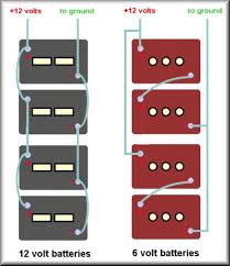 volt battery wiring diagram   volt battery wiring diagram      volt battery wiring diagram