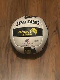 spalding king of the <b>beach volleyball</b> usa volleyball <b>soft sand</b> replica ...
