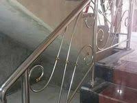 35 <b>Stainless Steel</b> staircase ideas