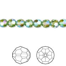 12 facets peridot ab glass nail art non hotfix rhinestones flatback strass 288 1440pcs ss3 ss30