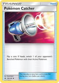 <b>Pokémon Catcher</b> | Sun & Moon | TCG Card Database | Pokemon.com
