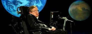 """Giáo sư Stephen Hawking: """"Trái Đất đã diệt vong, tới lúc phải rời đi ..."""
