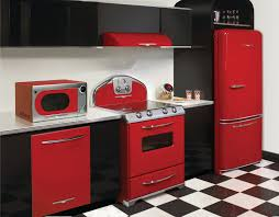 vintage kitchen appliance retro appliances: kitchen retro kitchen appliances and kitchen design and decorating ideas by way of setting up the exceptional ornaments in your kitchen with smart design
