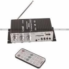 Lepai <b>LP</b>-<b>A68</b> Digital <b>2 x 15W</b> Amplifier with Remote/USB/MP3/SD ...