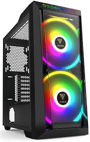 Компьютерный <b>корпус Gamdias Apollo M2</b> (GM-GCAPM2), черный ...