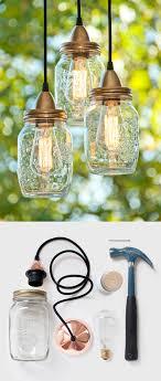 diy mason jar lamp mason jar lighting adore diy hanging mason jar