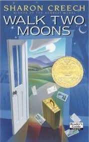 walk two moons writing prompt scholastic walk two moons