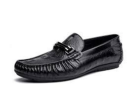 <b>Men's Peas Shoes</b> Leather Fashion Casual Driving <b>Shoes</b> Loafers ...