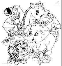 Small Picture Logical Animal Coloring Pages For Kids Printable If Wild Animals