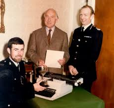 colburn trophy gallery awards gloucestershire police archives presentation