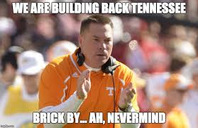 Best Tennessee football memes from the 2015 season via Relatably.com