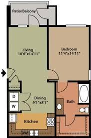 floorplan  bdrm   sq ft   House Plans   Pinterest   Brochures    Platinum Southside Apartments   Austin  TX   Apartments for Rent  sq ft