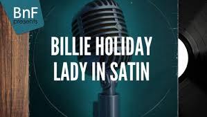 <b>Billie Holiday</b> - <b>Lady</b> in Satin (Full Album) - Vidéo Dailymotion