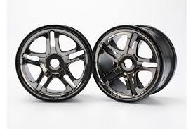 <b>Диски</b> SS <b>split spoke</b> black chrome 3.8 (17mm) TRA5172A | Купить ...