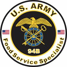 army mos b food service specialist us army mos 94b food service specialist