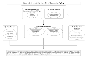 paper interventions to promote successful aging healthy dispositional or trait like qualities of the individual that afford psychological supports in the face of stress exposure coping strategies represent a