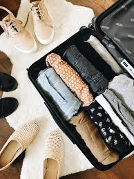 packing for <b>new york</b> city: 18 outfits in one carry-on