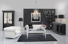 wonderful black and white living room designs black white furniture