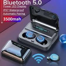 Mini Earbuds 8D HiFi CVC8.0 Noise Cancelling Bluetooth 5.0 ... - Vova
