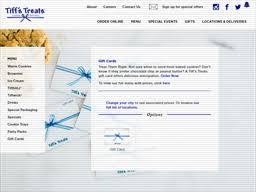 Tiff's Treats | Gift Card Balance Check | Balance Enquiry, Links ...