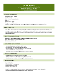 Captivating Sample Of Cv Examples Resumes     Domainlives