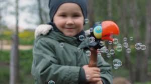 Игрушка для пускания <b>мыльных пузырей</b> BUBBLE PARROT ...