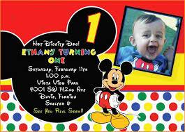 mickey invitations mac resume template mickey invitations mickey mouse 1st birthday invitations to inspire you adorable birthday invitation design ideas 2 jpg