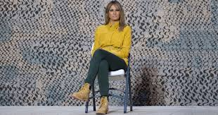 <b>Melania</b> Trump Wore Timberland <b>Boots</b>, Twitter Rections