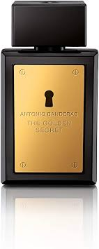 <b>Antonio Banderas</b> The <b>Golden Secret</b> EDT Spray 50 ml: Amazon.co ...