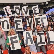 Love Never Fails - <b>New</b> Song: Unfailing Love Convention <b>2019</b> ...