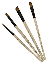 robert simmons simply simmons value brush sets misterart com simply simmons value brush sets work horse set set of 4