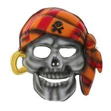 Карнавальная <b>маска</b> «<b>Пират</b>» (3544726) - <b>Сима</b>-<b>ленд</b>