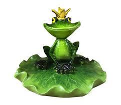 <b>Фигура садовая Царевна</b>-<b>лягушка</b> высота 13 см — купить в ...