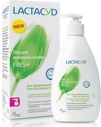 <b>Лактацид Fresh Гель</b> для интимной гигиены для ...