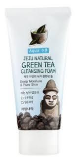 Welcos <b>пенка для умывания Jeju</b> Natural Green Tea — более 3 ...