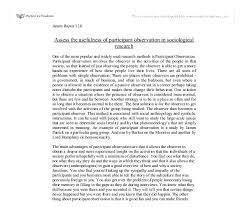 observation paper sociology  observation essay paper examples    observation essay paper examples