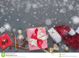 Top View Serial Image Of <b>Creative Design Merry Christmas</b> & Happy ...