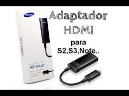 Adaptador HDMI <b>Samsung</b> - Unboxing <b>y</b> Análisis - YouTube