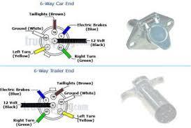 6 pin trailer plug wiring diagram wiring diagram narva 7 pin flat trailer plug wiring diagram solidfonts