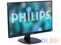 """<b>Монитор</b> 21.5"""" <b>Philips 223V7QSB</b>/62(<b>10</b>) <b>Black</b> IPS, 1920x1080 ..."""