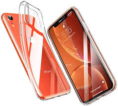 ESR Slim Clear Soft TPU Case for iPhone XR Case ... - Amazon.com