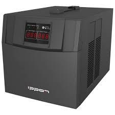 <b>Стабилизатор</b> напряжения однофазный <b>IPPON AVR</b>-<b>3000</b>
