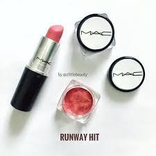 <b>MAC</b> Lipstick trial <b>Runway Hit</b> | Shopee Malaysia